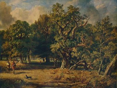 Windsor Forest, c1835