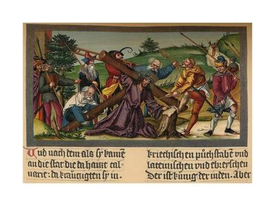 Christ on the Way to Calvary, c1530, (1907)