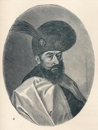 Michael the Brave, Prince of Wallachia, c1906, (1907)