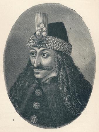Vlad III, Prince of Wallachia, c1906, (1907)