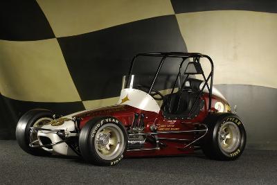 Edmunds midget race car 1976