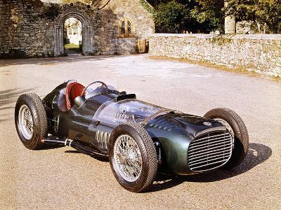 A 1952 BRM