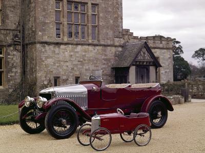 A 1915 Vauxhall Prince Henry