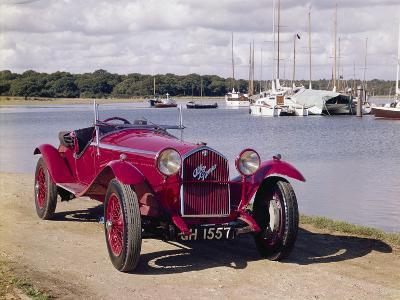 A 1929 Alfa Romeo 8C 2300