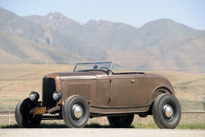 Ford Rodriguez Roadster Custom 1932