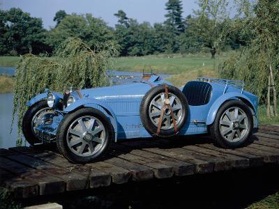 A 1933 Bugatti Type 51A
