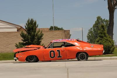 Dukes of Hazzard crashed