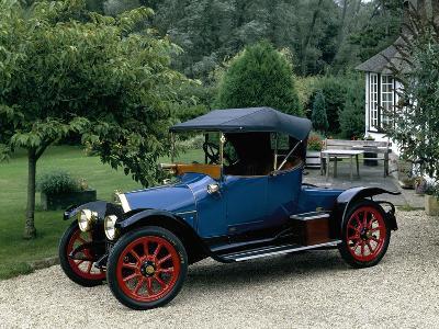 A 1913 Fiat Tipo Zero
