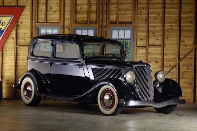 Ford Sedan custom 1934
