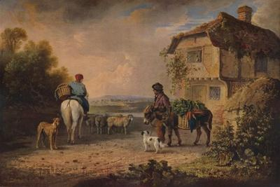 Off to Market, 1828