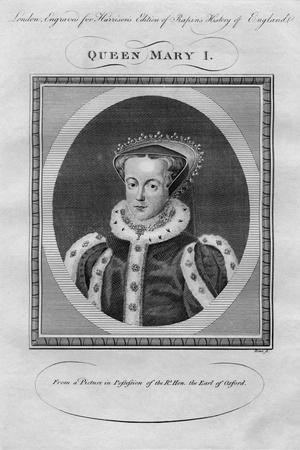 Queen Mary I, 1780s