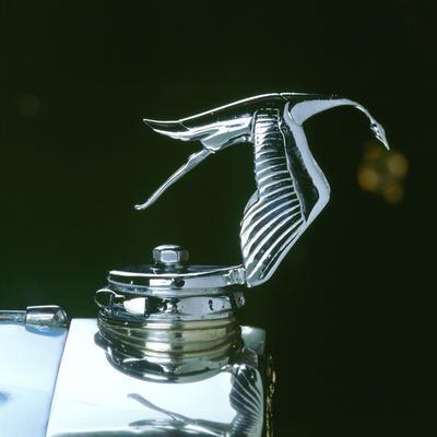 Hispano Suiza Stork Mascot