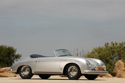Porsche Speedster 356 1600 Super 1958