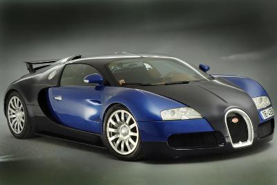 2003 Bugatti Veyron