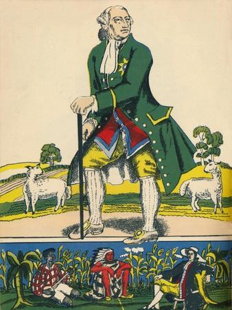 George III, King of Great Britain and Ireland from 1760, (1932)