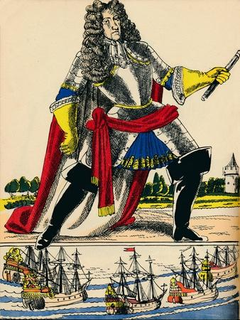 James II, King of Great Britain and Ireland from 1685, (1932)
