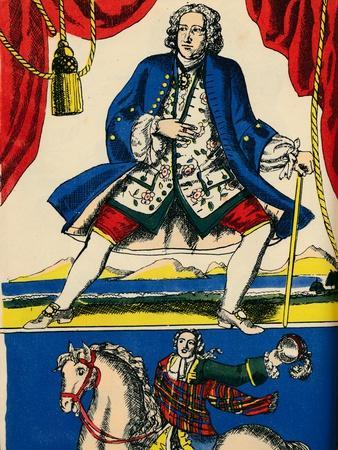 George II, King of Great Britain and Ireland from 1727, (1932)