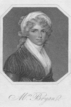 Mrs. Bryan, 1801