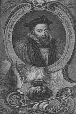 Abbot Arch Bishop of Canterbury, 1743-52