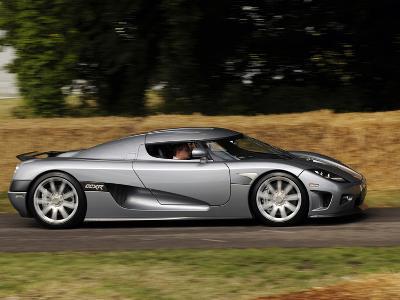 2009 Koenigsegg CCX-R, Goodwod Festival of Speed