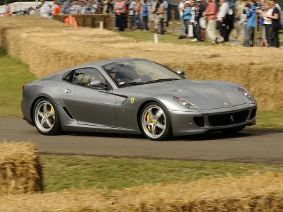 2009 Ferari 599 HGTE, Goodwood Festival of Speed