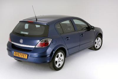 2007 Vauxhall Astra 1.4