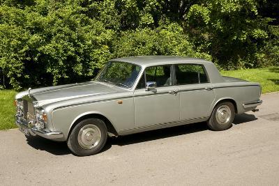 1968 Rolls Royce Silver Shadow
