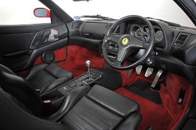 1994 Ferrari F355 Berlinetta interior