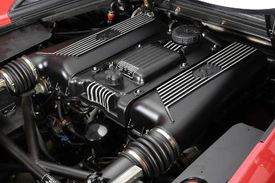 1994 Ferrari F355 Berlinetta engine