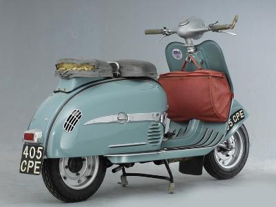 1957 Durkopp Diana scooter