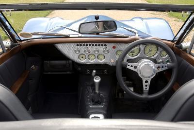2004 Morgan Aero 8 interior