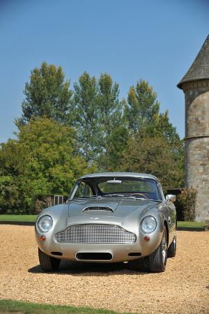 1961 Aston Martin DB4 GT