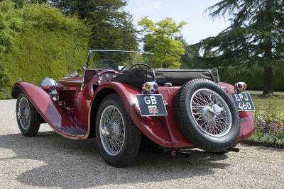 1937 SS 100