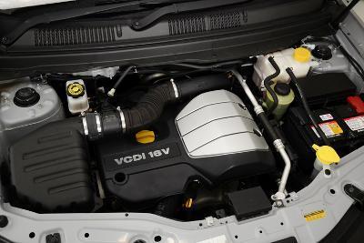 2008 Chevrolet Captiva LTX