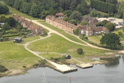 Beaulieu Aerial shots