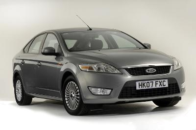 2007 Ford Mondeo Tdci