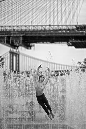 Gonzalo Garcia, Principal Dancer of the New York City Ballet
