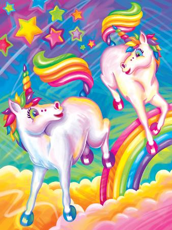 Brushstroke Unicorns
