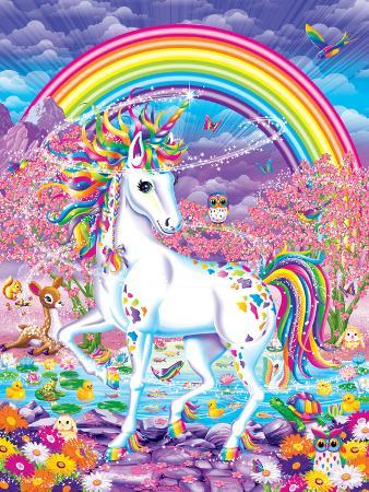 Rainbow Mischief Prints By Lisa Frank At Allposters Com