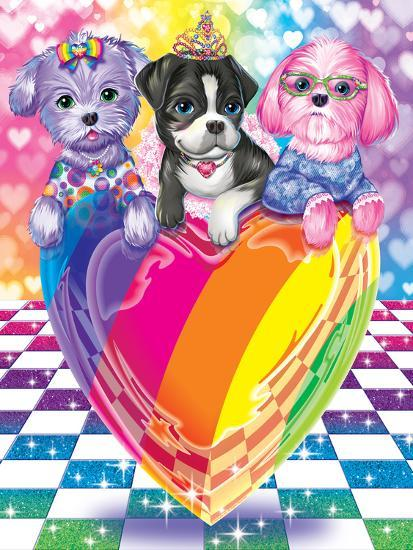Puppy Love Lisa Frank