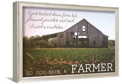 God Made A Farmer Iii Posters By Amber Berninger At Allposterscom