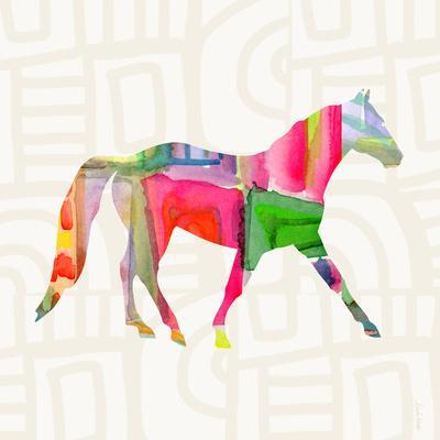Colorful Horse I