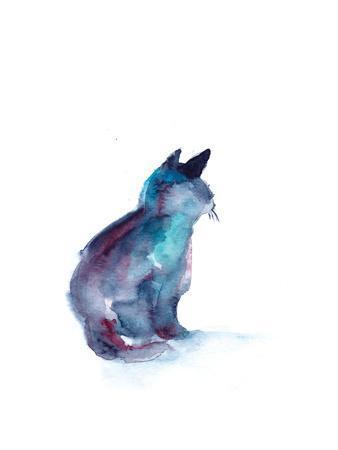 Blue Kitter
