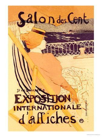 Salon des Cent: Exposition Internationale d'Affiches