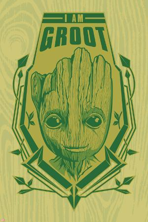 Guardians of the Galaxy: Vol. 2  - Groot (Exclusive)