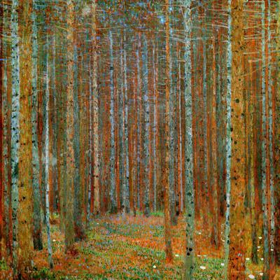 Tannenwald (Pine Forest), c.1902