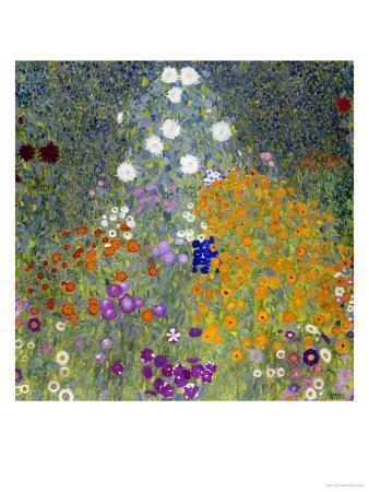 Flower Garden, 1905-07