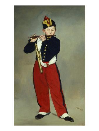 Le Fifre (The Fifer), 1866