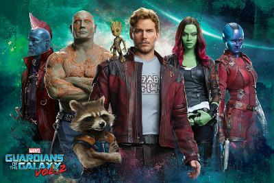 Guardians of the Galaxy: Vol. 2 - The Guardians
