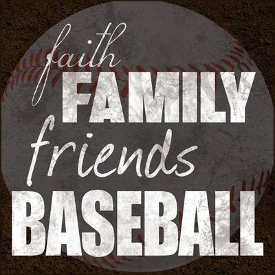 Baseball Friends